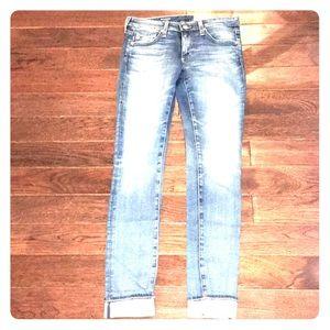 AG JEANS the legging super skinny jeans!!